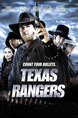Texas Rangers [VHS]