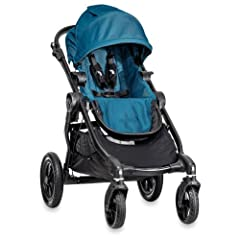 Baby Jogger City Select Single Stroller 2014 (Teal w Black Frame) by BaJogger