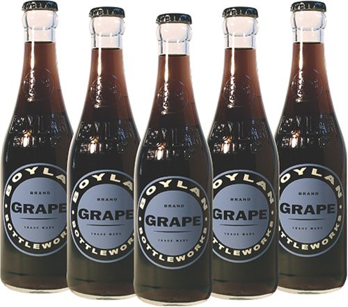 Boylan Bottleworks 12 oz Grape 12packB0001BVFFC