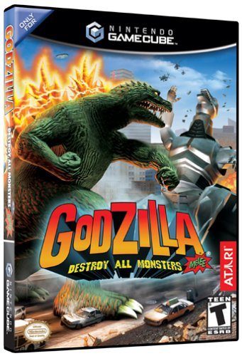 Godzilla: Destroy All Monsters Melee (Super Mario Atari compare prices)