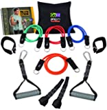 GoFit GF-EPGYM Extreme Pro Gym with 5 Smart Weight Power Tubes