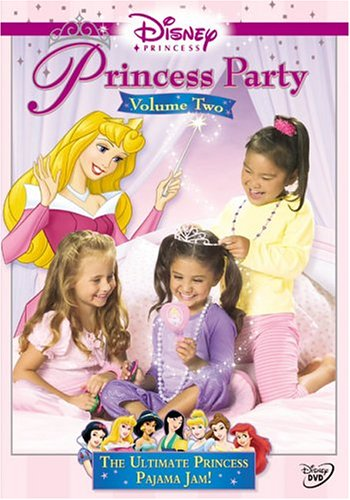 Disney Princess Party 2 [DVD] [Region 1] [US Import] [NTSC]