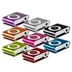Mini Fashoin Clip Metal USB MP3 Music...