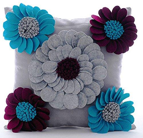 lusso-blu-coperture-sham-euro-65x65-cm-euro-sham-3d-felt-dahlia-origami-fiore-fodere-per-cuscini-eur