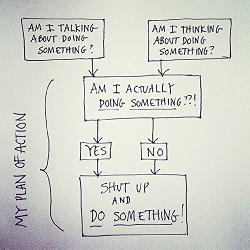 Do You Have a Plan?: Shut Up, Make a Plan and Do Something (Self