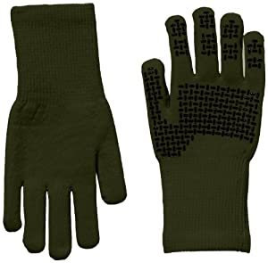 Sealskinz Ultra Grip Waterproof Gloves Latest Edition (2012/2013) - All Colours (Olive, Extra Small)