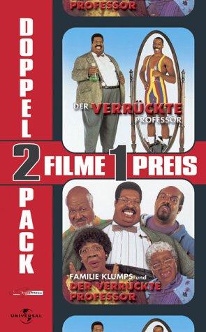 Der verrückte Profesor 1 & 2 [VHS]