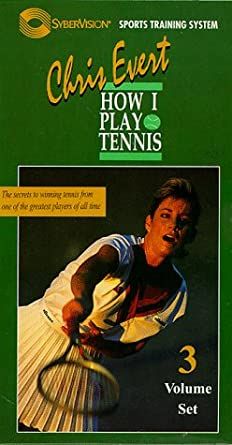 Vol. 1-3/How I Play Tennis [VHS]