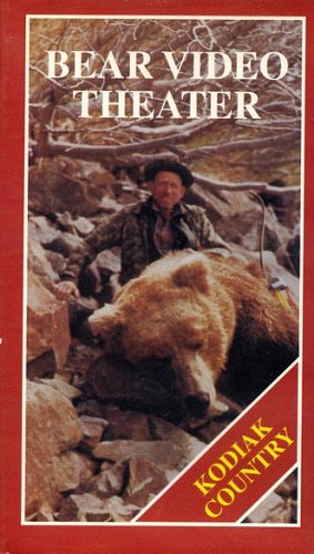 The Fred Bear Video Theater: Kodiak Country (Country Bears Vhs compare prices)