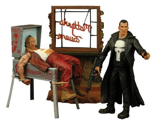 Diamond Select Toys Marvel Select Punisher Action Figure [Holiday Gifts]
