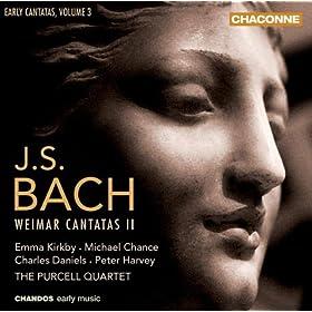 Ich hatte viel Bekummernis, BWV 21: Aria: Erfreue dich Seele, erfreue dich, Herze (Tenor)