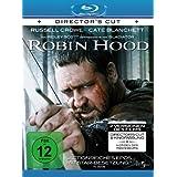 "Robin Hood (Director`s Cut & Original-Kinofassung) [Blu-ray] [Director's Cut]von ""Russell Crowe"""
