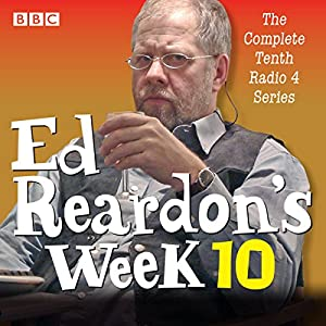 Ed Reardon's Week: Series 10 Radio/TV Program