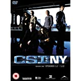 C.S.I: Crime Scene Investigation - New York - Season 1 Part 1 [DVD] [2004]by Gary Sinise
