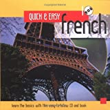 French (Quick & Easy Languages Book CD)