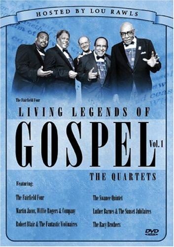 Living Legends of Gospel, Vol. 1: The Quartets (Gospel Legends Volume 1 compare prices)