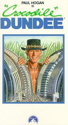 Crocodile Dundee [VHS]