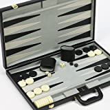 Rockefeller Plaza Deluxe Tournament Giant Backgammon Set 21