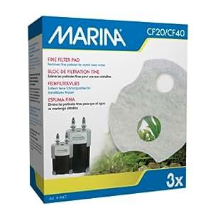 Marina Fine Filter for CF20/CF40 Aquarium Filter