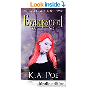 Evanescent (Ani'mari Saga, Book Two)