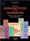echange, troc Marie-Ange Doizy - De la dominoterie à la marbrure