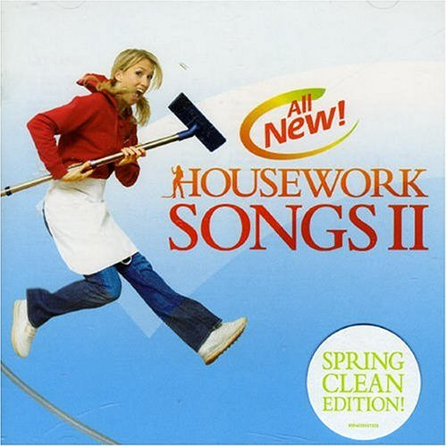 Housework Songs (Spring Clean Edition) back-353916