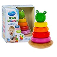 Magnetic Wobble Frog Stacker by Svan…