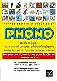 Phono GS-CP : Développer les compétences phonologiques [CD-ROM]