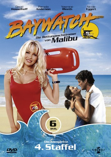 Baywatch - Die komplette 4. Staffel (6 DVDs)