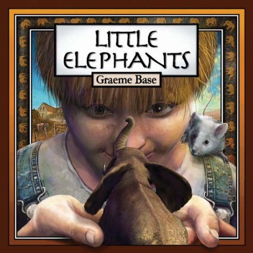 Little Elephants, Graeme Base