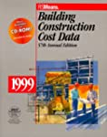 Building Construction Cost Data 1999