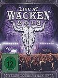 Various Artists - Live at Wacken 2013 [3 DVDs]