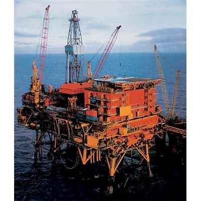1/200 Oilrig(海底油田)