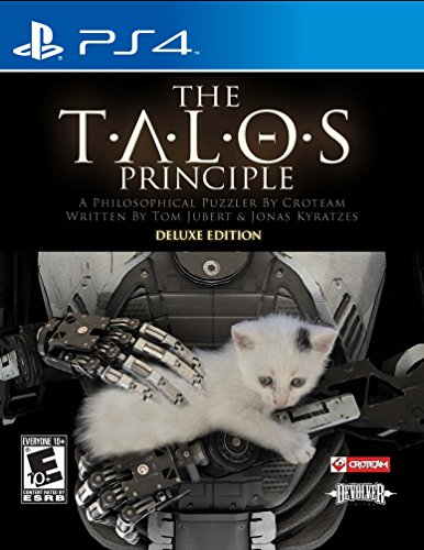 The Talos Principle: Deluxe Edition - Playstation 4