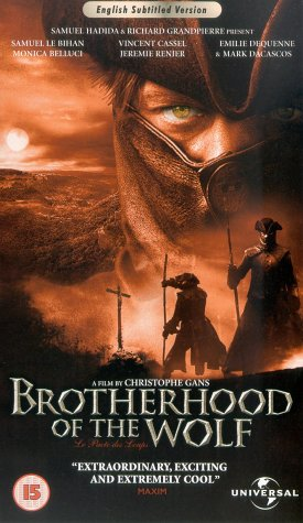 Brotherhood Of The Wolf [VHS] [UK Import]