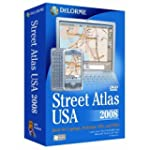 Street Atlas USA/Canada 2008 Bilingual
