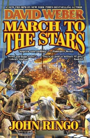 March to the Stars (Prince Roger Series #3)  - David Weber, John Ringo