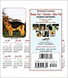 German Shepherds 2005-2006 Note/Mouse Pad Calendar