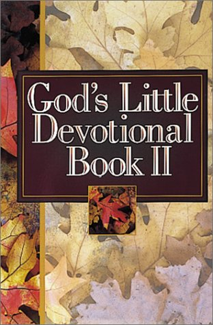 God's Little Devotional Book II (God's Little Devotional Books), Honor Books