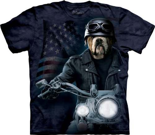 Biker Sam The Mountain Tee Shirt Adult M-XXXL SIZE: Medium