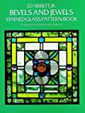 cover of Bevels and Jewels Stained Glass Pattern Book