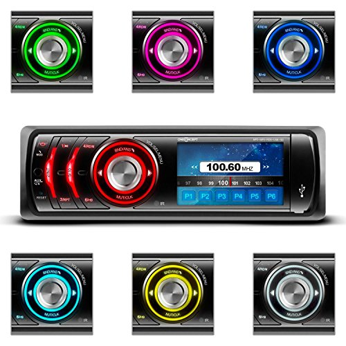 oneconcept mdd 150 bt bluetooth autoradio mit usb mp3 f hige usb sd slots ukw tuner rds aux. Black Bedroom Furniture Sets. Home Design Ideas