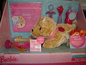 Barbie: Hug and Heal Pet Doctor - Golden Retriever