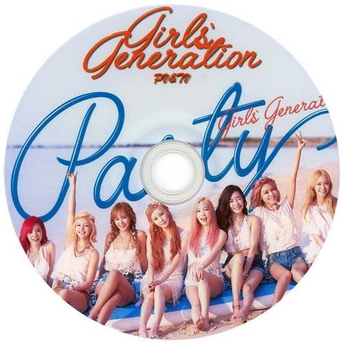 韓流【SNSD】GIRLS' GENERATION 少女時代 2015 PV&TV セレクション [PARTY]をAmazonでチェック!