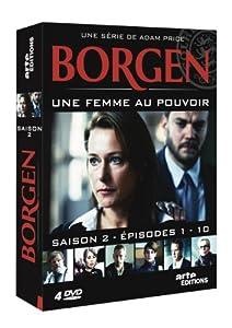 Borgen, Saison 2 - Coffret 4 DVD