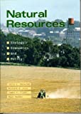 img - for Natural Resources: Ecology, Economics, and Policy by Richard A. Cole (1999-12-03) book / textbook / text book