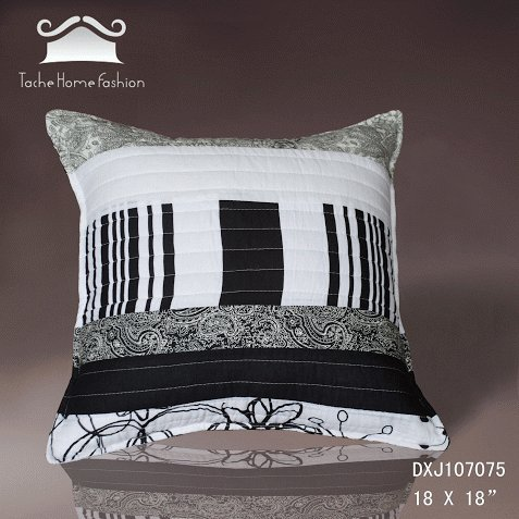 Tache 18 X 18 Inch 2 Piece New York Penthouse Throw Pillow Cushion Cover Set