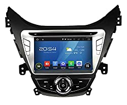 See Carfond 8 inch Android 4.4.4 Capacitive HD Touch Screen In Dash Double Din Universal GPS Navigation Stereo AM/FM Radio Support SD/USB/Bluetooth/3G/Wifi/DVR/AV-IN/1080P For Elantra / Avante / I35 2011-2013 Details