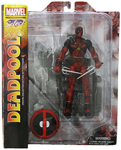 Marvel Select Deadpool Action Figure (Deadpool Toys Action Figures compare prices)