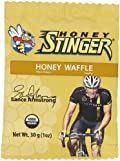 Honey Stinger Organic Waffles, Honey, 1-Ounce Packages (Pack of 16)